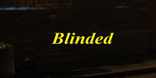 Blinded – an Open Speech