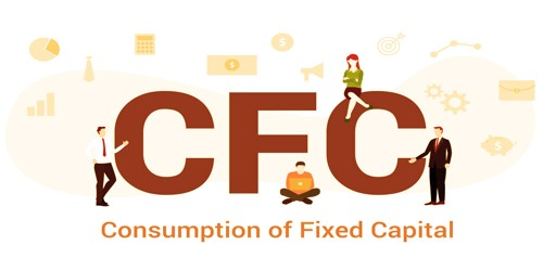 Consumption Of Fixed Capital (CFC)