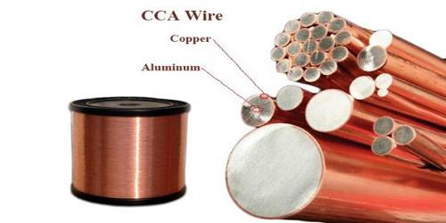 Copper-clad Aluminum