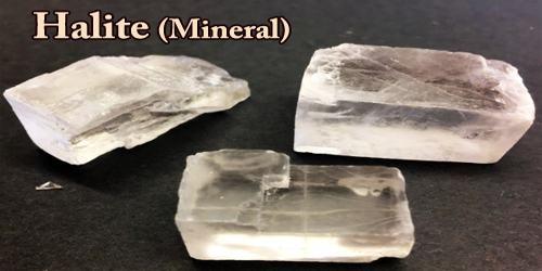 Halite (Mineral)