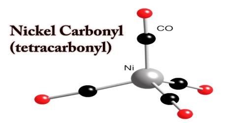 Nickel Carbonyl (tetracarbonyl)