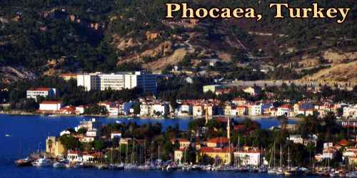 Phocaea, Turkey