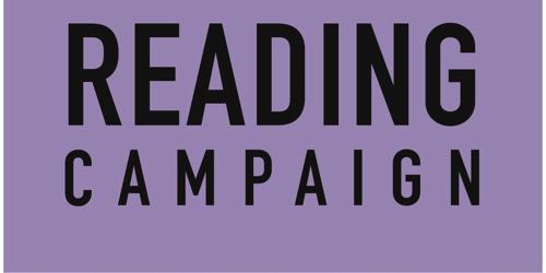 Reading Campaign – an Open Speech