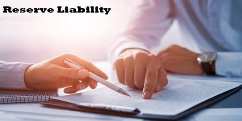 Reserve Liability