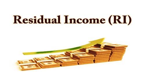 Residual Income (RI)