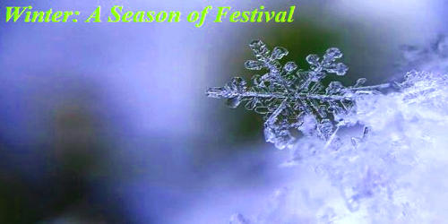Winter: A Season of Festival