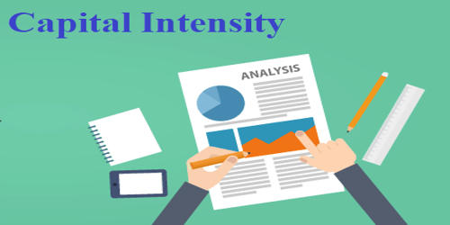 Capital Intensity in Economics