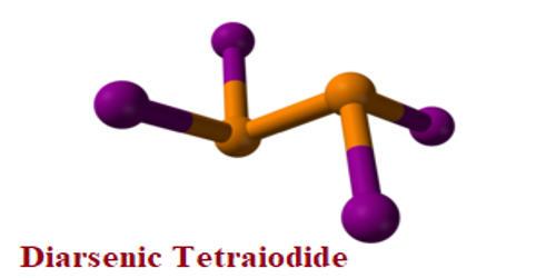 Diarsenic Tetraiodide