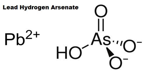 Lead Hydrogen Arsenate