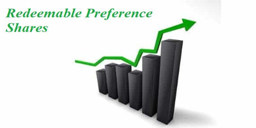 Redeemable Preference Shares