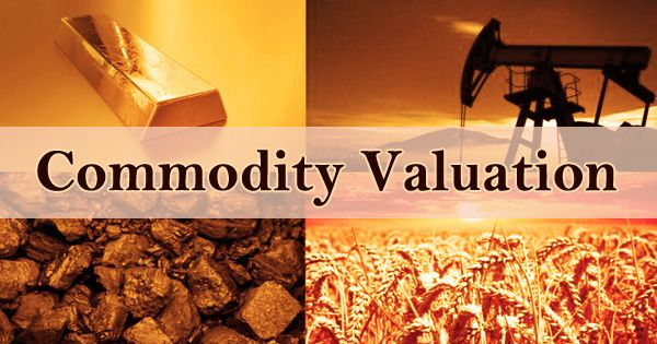 Commodity Valuation