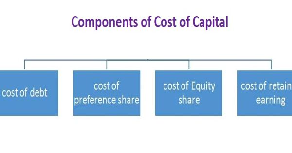Common Components of Cost of Capital
