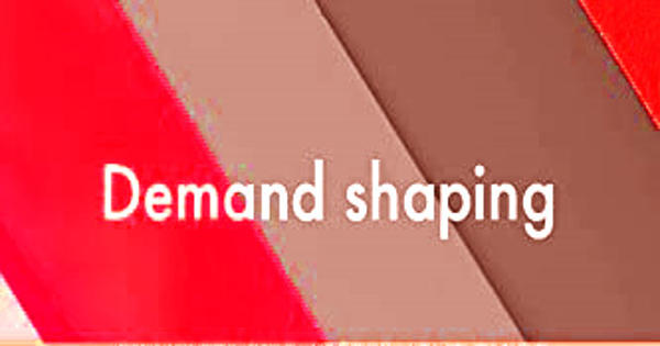 Demand Shaping