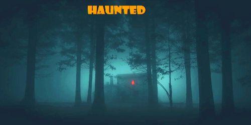 Haunted – an Open Speech