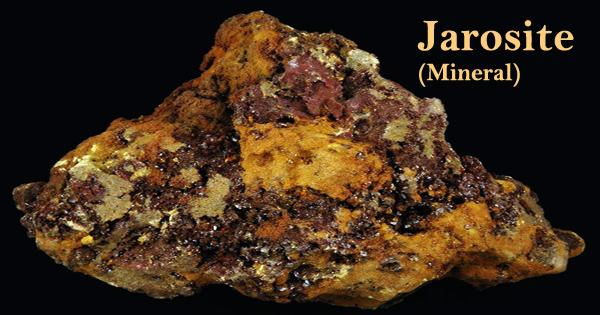 Jarosite (Mineral)