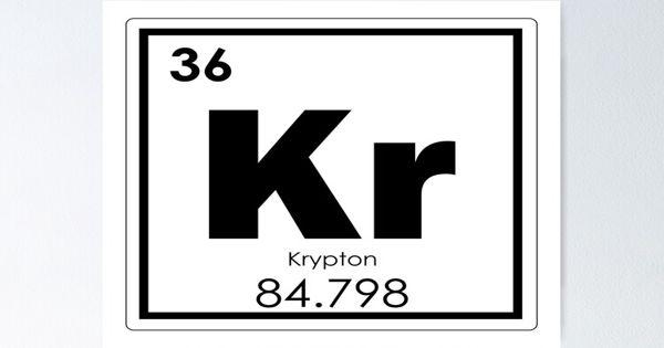 Krypton – a chemical element