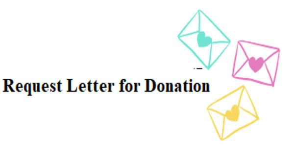 Request Letter for Donation