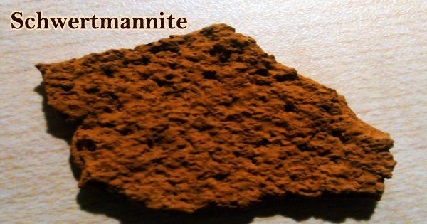 Schwertmannite