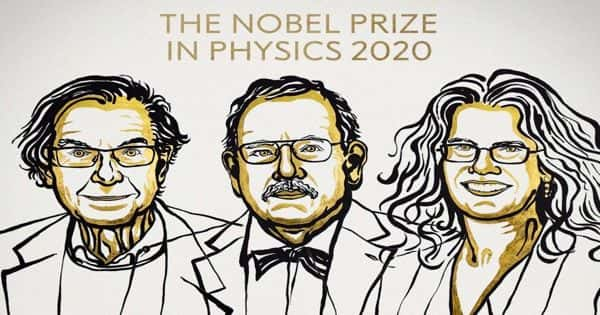 Three Scientists Awarded Nobel Prize in Physics for Black hole Discoveries