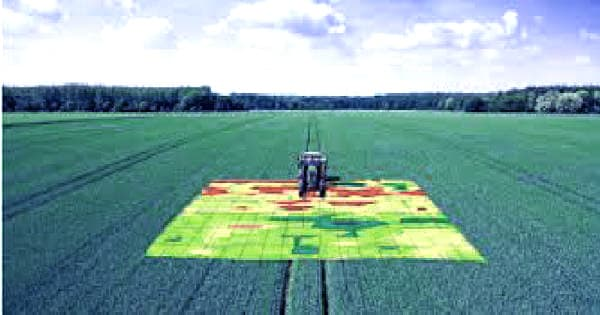 Variable-rate application in precision agriculture