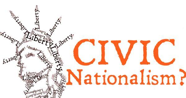 Civic Nationalism – a liberal nationalism