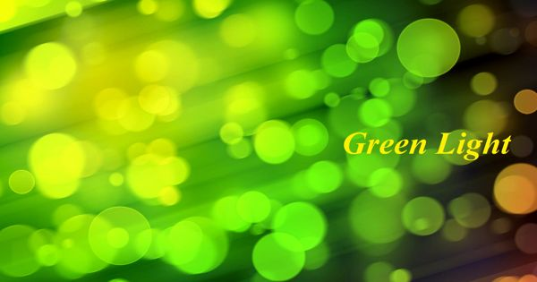 Green Light – an Open Speech