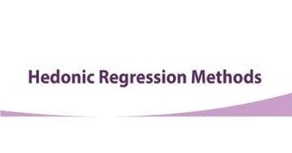 Hedonic Regression