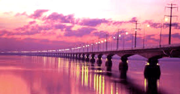 Jamuna Multipurpose Bridge