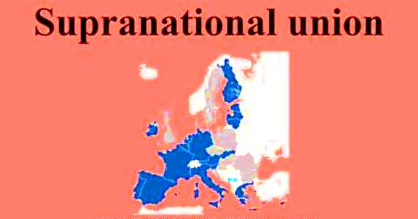 Supranational Union