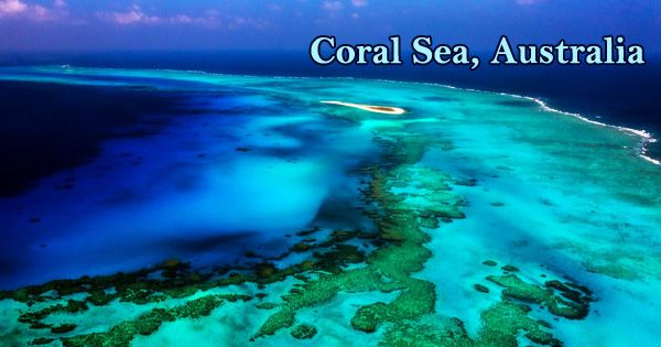 Coral Sea, Australia