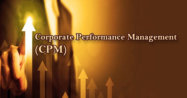 Corporate Performance Management (CPM)