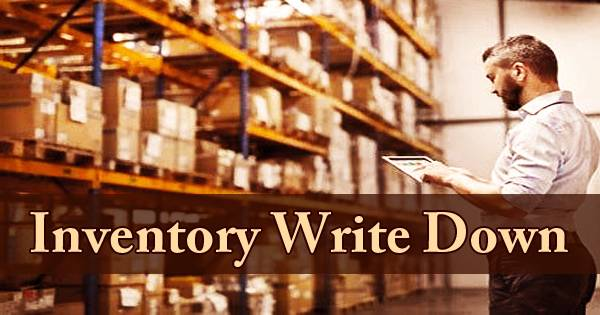 Inventory Write Down