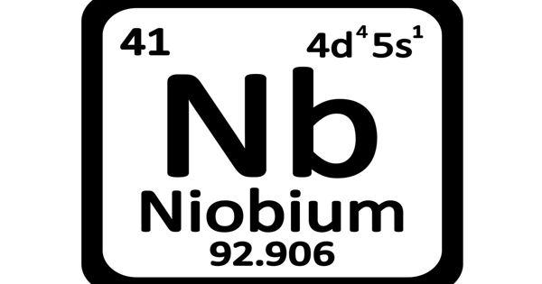 Niobium – a chemical element
