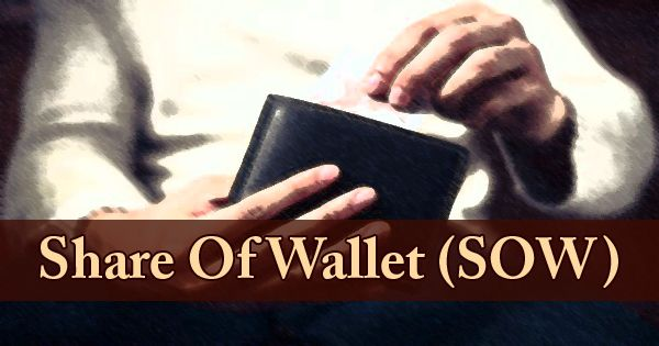 Share Of Wallet (SOW)