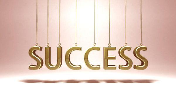 Success – an Open Speech