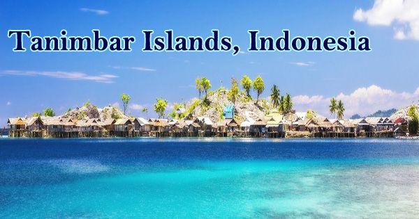 Tanimbar Islands, Indonesia