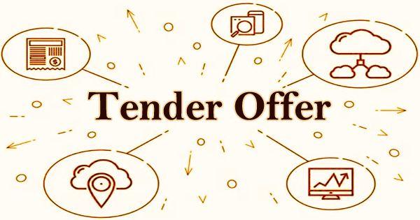 Tender Offer