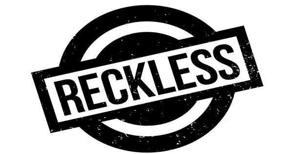 The young and the reckless –an Open Speech