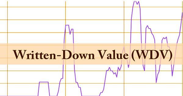 Written-Down Value (WDV)