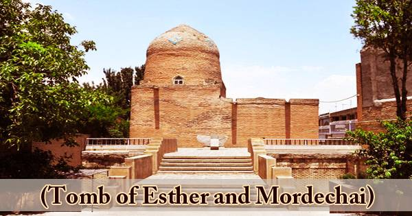 A Visit To A Historical Place/Building (Tomb of Esther and Mordechai)