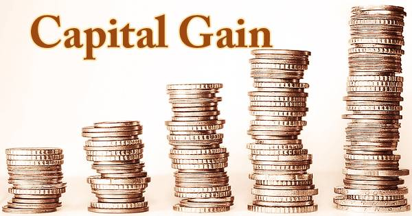 Capital Gain (Definition, Types)