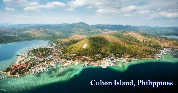 Culion Island, Philippines