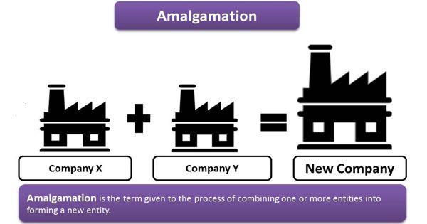 Features of Amalgamation