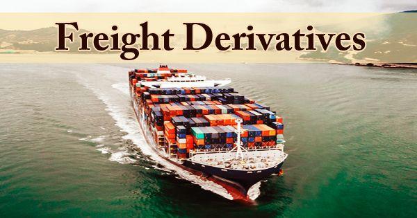 Freight Derivatives