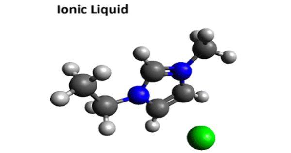Ionic Liquid – a salt in the liquid state