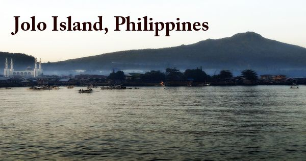 Jolo Island, Philippines