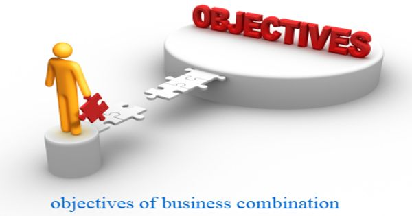 Objectives of Business Combinations
