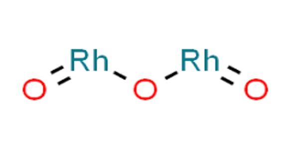 Rhodium (III) Oxide – an inorganic compound