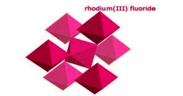 Rhodium Trifluoride – an inorganic compound