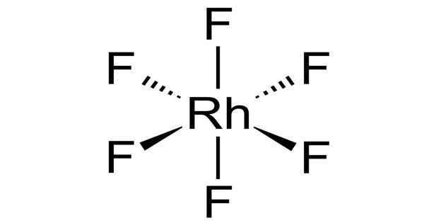 Rhodium Hexafluoride – an inorganic compound of rhodium and fluorine